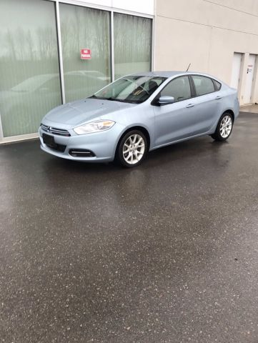 Pre-Owned 2013 DODGE DART SXT Front Wheel Drive 4dr Sdn