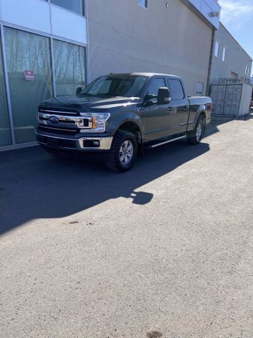 Pre-Owned 2018 FORD F-150 XLT Four Wheel Drive 4WD SuperCrew 6.5' Box