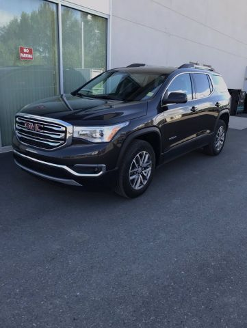 Pre-Owned 2019 GMC ACADIA SLE All Wheel Drive AWD 4dr w/-2