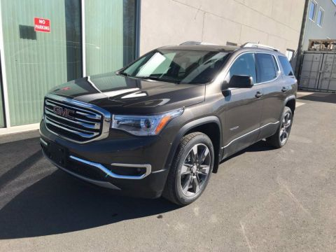 New 2019 GMC ACADIA SLT All Wheel Drive AWD 4dr w/-2