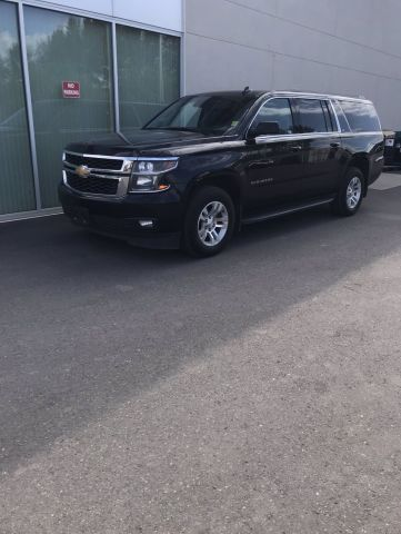 Pre-Owned 2016 CHEVROLET SUBURBAN LT Four Wheel Drive 4WD 4dr 1500