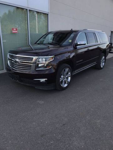 Pre-Owned 2017 CHEVROLET SUBURBAN PREMIER Four Wheel Drive 4WD 4dr 1500