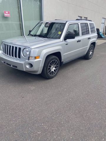 Pre-Owned 2009 JEEP PATRIOT NORTH Four Wheel Drive 4WD 4dr