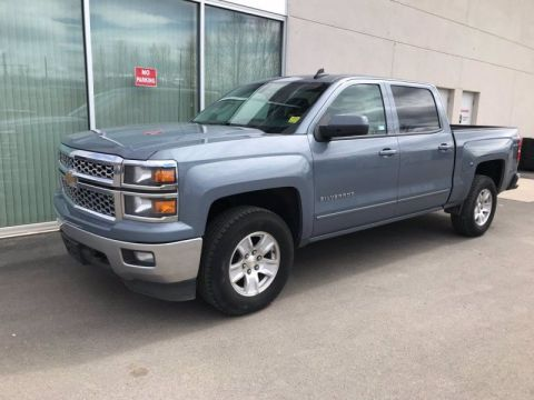 Pre-Owned 2015 CHEVROLET SILVERADO K1500 LT Four Wheel Drive Short Bed