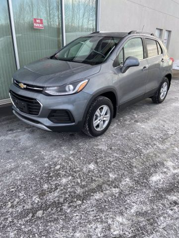 New 2020 CHEVROLET TRAX AWD LT All Wheel Drive AWD 4dr